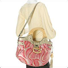 Guess Shoulder Bag Tote Spice guess by marciano samba tote