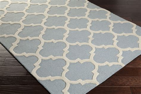 How To Choose An Area Rug by Artistic Weavers Pollack Stella Awah2034 Light Blue White