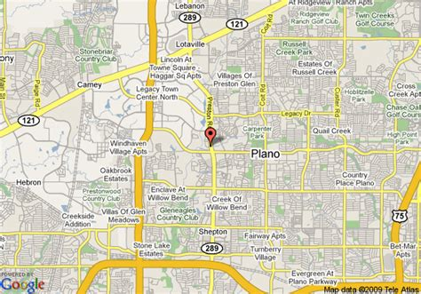 map of plano texas and surrounding areas map of residence inn plano plano