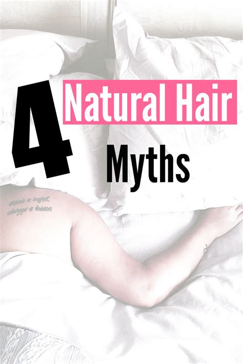 5 Hair Care Myths Did You That by 4 Hair Myths We Need To Set