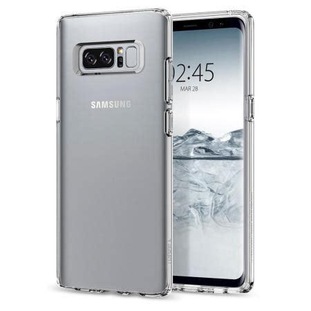 Spigen Liquid Series Samsung Note 8 Original Clear spigen liquid samsung galaxy note 8 clear reviews