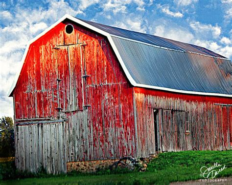 red barn home decor photograph decor red barn photo barn photography by