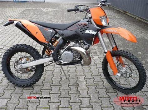 Ktm 250 Exc Fuel Mixture Ktm 250 Exc 2010 Specs And Photos