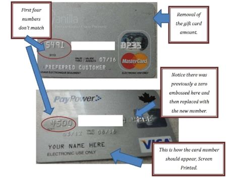Fake Gift Cards - fake gift cards seized in rollover investigation swiftcurrentonline com