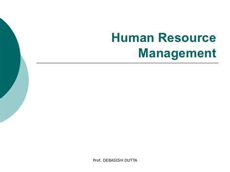 Mba Human Resource Management Projects Free by Human Resource Management
