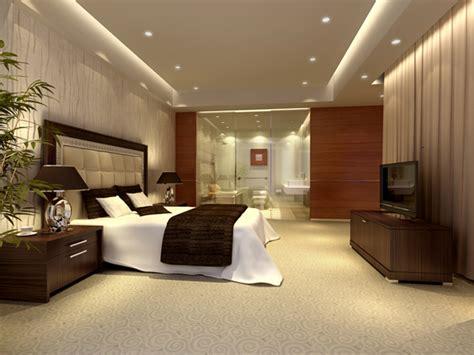 Hotel Room Interior Design Hotel room interior design 3d scene with 3d models of furniture and