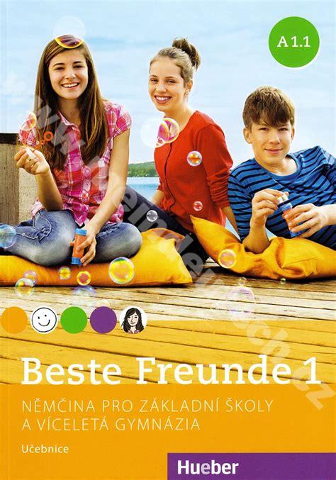 beste freunde arbeitsbuch a1 1 3193610518 němčina beste freunde a1 1 cz verze učebnice němčiny pro zš meindeutsch cz miespanol
