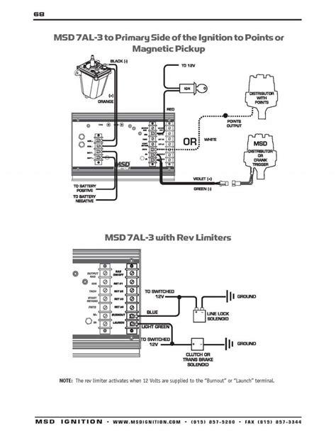 limited msd ignition wiring diagram al msd al  wiring diagram wiring diagrams schematics