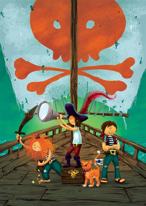 illustrator tutorial pirate create a multi character pirate illustration for young