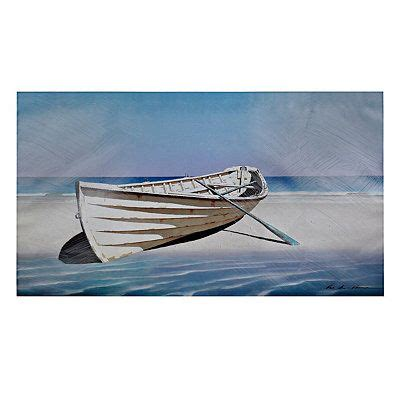 boat canvas art abandoned boat canvas art print shabby chic beach