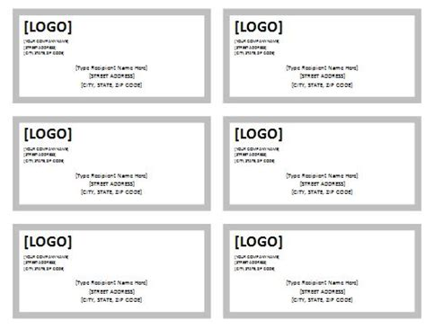 labels template for word free shipping label template formal word templates
