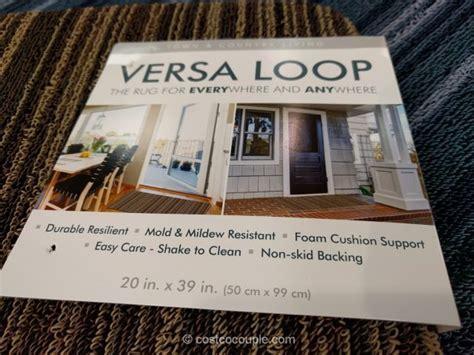 Town and Country Versa Loop Rug