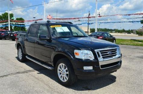 buy used 2007 ford explorer sport trac limited in 4080