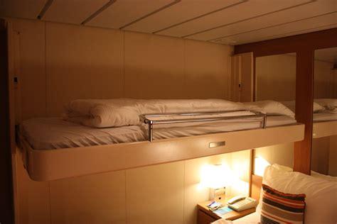 klapp bett file mein schiff innenkabine mit zus 228 tzlichem klappbett