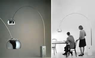Arco Floor Lamp Flos Arco Floor Lamp Hivemodern Com