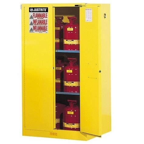 justrite flammable storage cabinet justrite sure grip ex safety cabinet 60 gallon