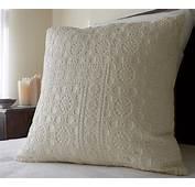 Patrones De Almohadones A Crochet  Imagui