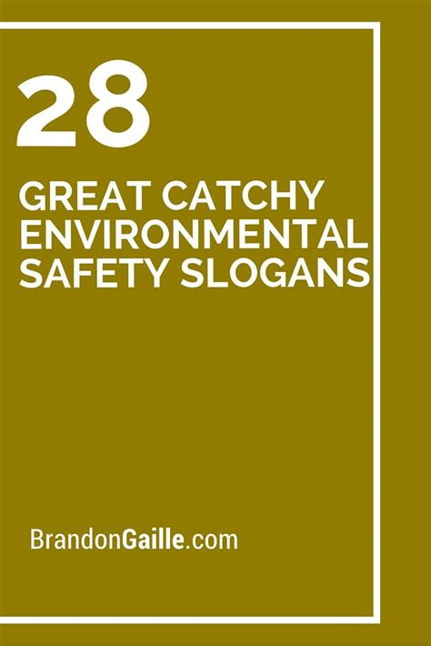 38 catchy health and wellness slogans brandongaillecom 28 great catchy environmental safety slogans safety