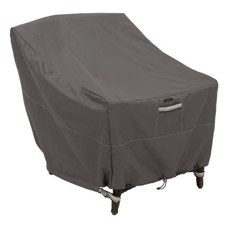 Classic Accessories Patio Furniture Covers Classic Accessories Ravenna Adirondack Patio Chair Cover 55 165 015101 Ec The Home Depot