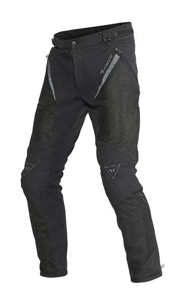 dainese drake super air tex motosiklet pantolonu siyah