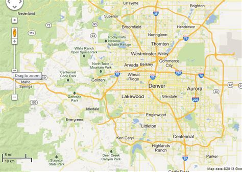 printable denver area map moving to denver q a resources and tips for your