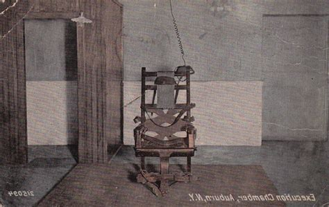 electric chair electric chair victims photos
