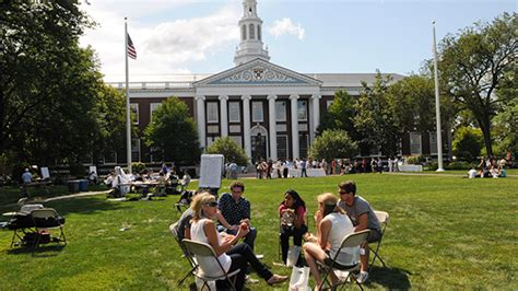 Harvard Mini Mba Summer by Hbs Hits New 36m High In Scholarships