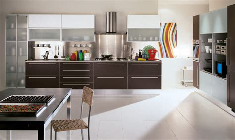 Modern Kitchen Decor Accessories Modern Style Italian Kitchens From Scavolini