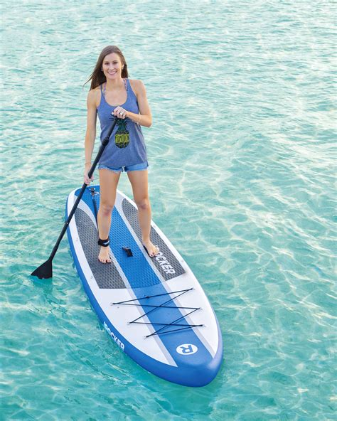 10 6 quot stand up paddle board package from irocker with free - 10 6 Paddle Board