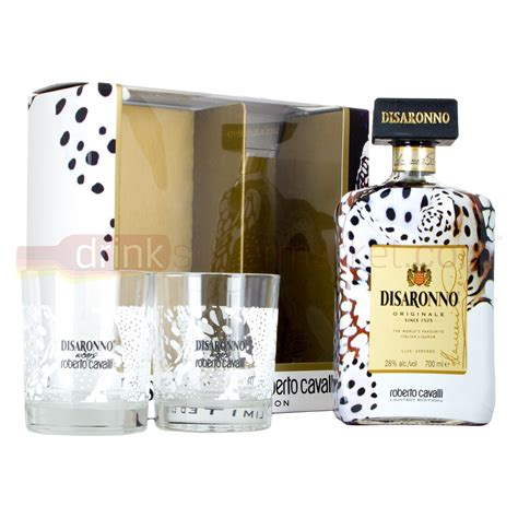 disaronno wears roberto cavalli gift set buy cheap price