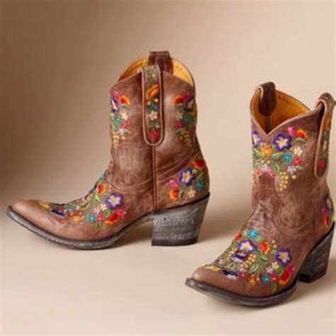 embroidered cowboy boots embroidered cowboy boots a state of mind