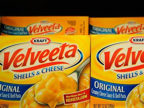 Velveeta Cheese Shelf by Kraft Foods Hit With Another Cheesy Shortage Abc News