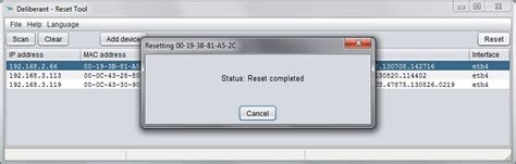 reset tool deliberant apc how to reset the administrator password ligowave