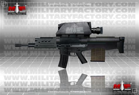 S&T Motiv (Daewoo) K11 Combination Assault Rifle / Weapon ... K 11