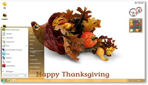 thanksgiving wallpaper for windows 10 windows 7 thanksgiving theme holiday themes