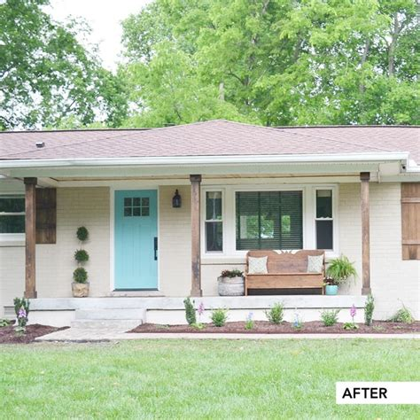 featured post exterior makeover