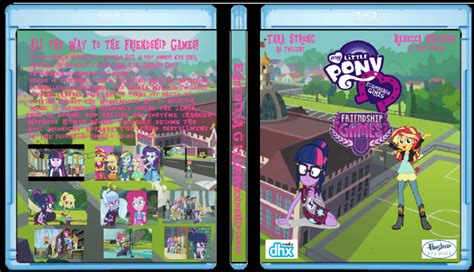 film mlp friendship games mlp equestria girls friendship games movies box art