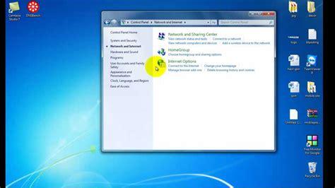 reset ip 1980 win7 how to change ip address windows 7 youtube