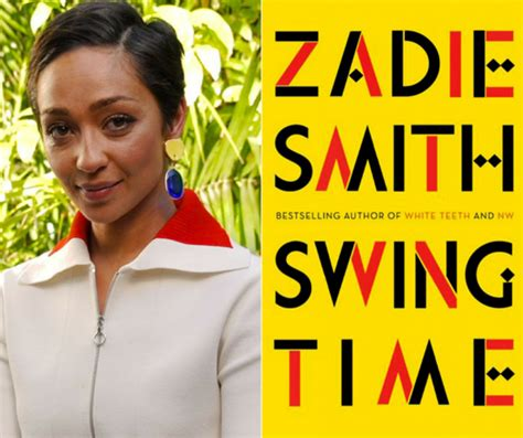 swing time watch online watch actress ruth negga read an excerpt of zadie smith s