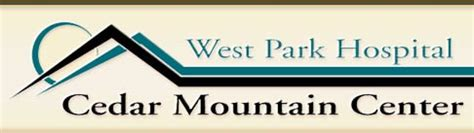 Mountain Hospital Detox by Cedar Mountain Center At West Park Hospital Treatment