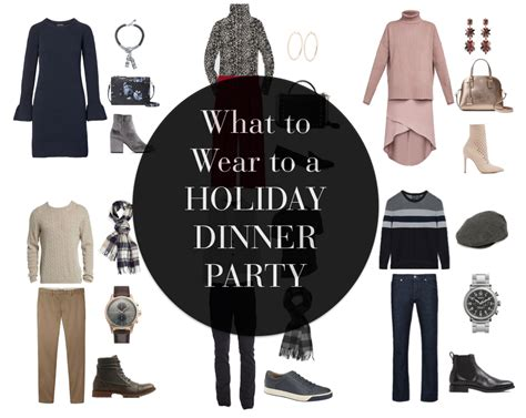 what to wear to a holiday dinner party seen magazine