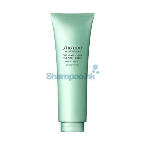 Shiseido Fuente Forte Treatment Shiseido The Hair Care Fuente Forte 頭皮層護理系列 Shoo Hk 美