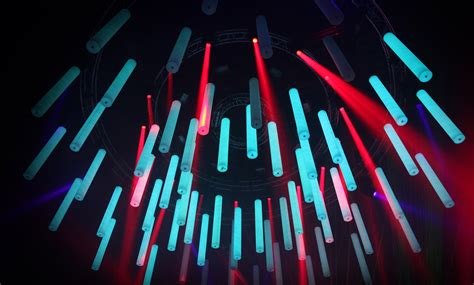 References kinetic lights