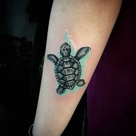 watercolor tattoos hawaii turtle tattoospedia tattoos