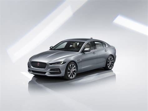 Jaguar Models 2020 by 2020 Jaguar Xe Revealed Facelifted Model Drops V6 Engine