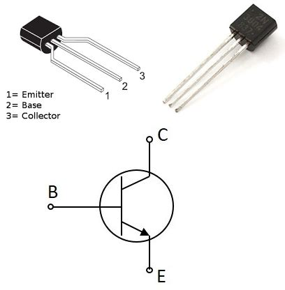 bjt rf transistor basic electronics types of transistors