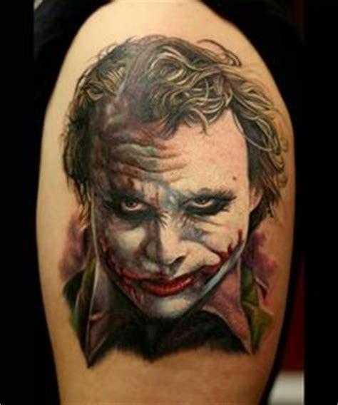 tattoo joker significato joker heath ledger joker and harley quinn pinterest