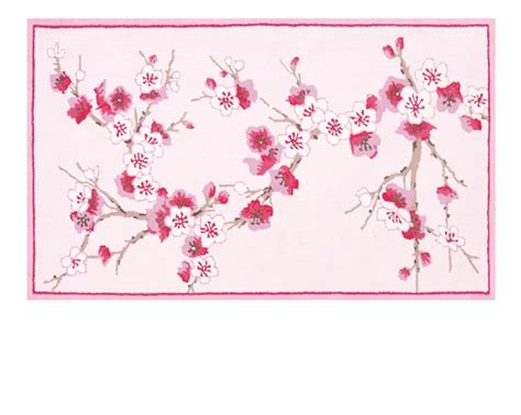 cherry blossom rug 17 best images about cool rugs on cotton rugs sweet peas and carpets