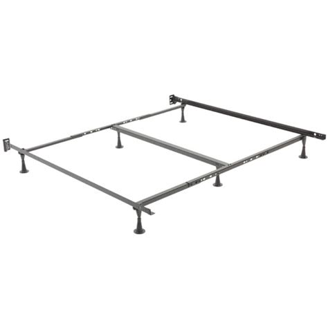 Bed Frame Parts Leggett Platt Restmore 45 Series Bed Frames W 6 Legs Glides King Cal King Minimum Of