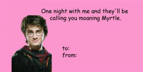 hilariously awful harry potter valentine s day neatorama